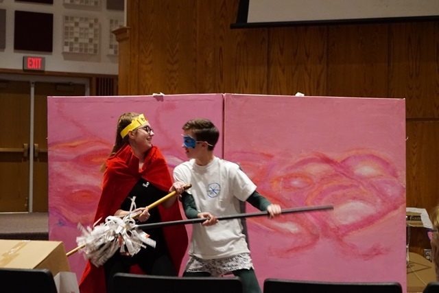 Get Ready for Odyssey of the Mind