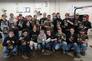 Auto Tech Program Wins $1000 from Valvoline