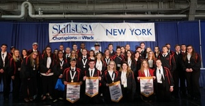 Bohlen Tech Students Medal Winners in State SkillsUSA Competition