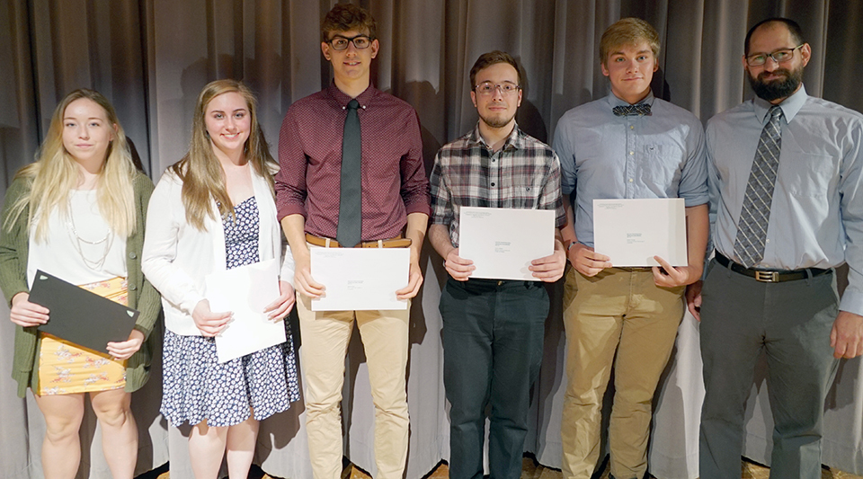 Sackett Center 2019 Awards