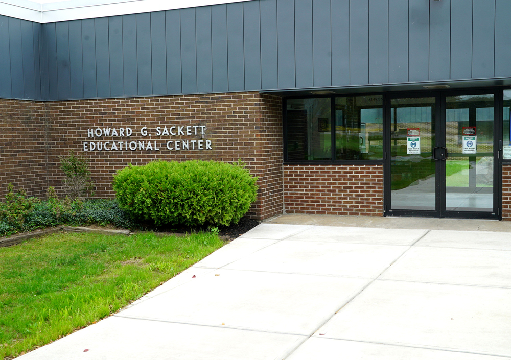 Howard G. Sackett Technical Center:  Students of the 3rd Quarter, April 2021
