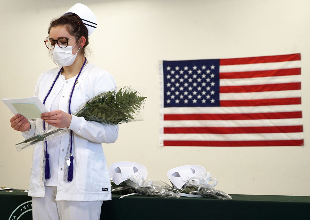BOCES Celebrates Adult Practical Nursing Graduates