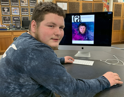 Vis Comm Student Accepted at Cazenovia College