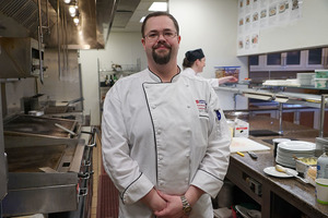 Alumni Spotlight: Matthew Hudson, Culinary Arts