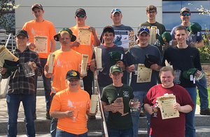 Forestry Students Successful at NYS Conservation Competition