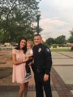 Criminal Justice Graduate Serves Texas Community