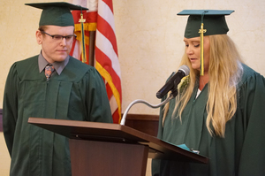 High School Equivalency Commencement