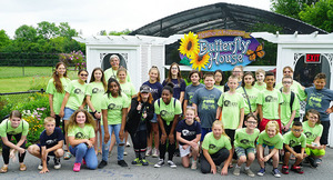 Students Assist Watertown Zoo During MAST Camp