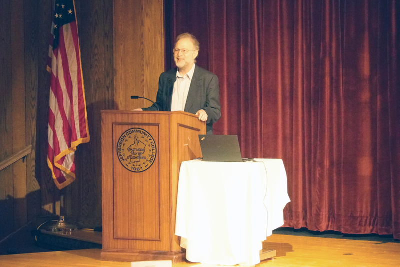 Jerry Greenfield gives keynote address